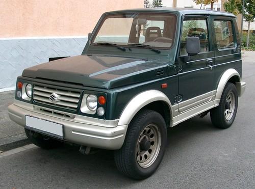 Suzuki Samurai Service  U0026 Repair Manual  1986 1987 1988